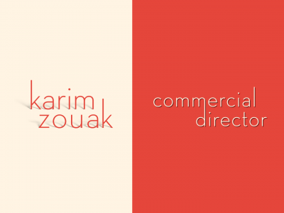 Commercial Director's Reel