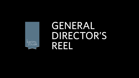 This reel contains various work from the last 5 years – commercials, TV series, promos, corporate work, documentaries, &c.