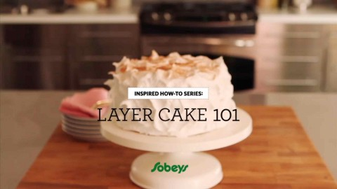 This video is online content for Sobey's, the second largest national food retailer in Canada. It depicts how to prepare a layer cake. Client: Totem. Creative Director Peter Grimaldi, Producer/Director Karim Zouak, Art Director Ruth Alves, Talent Claudia Bianchi, DoP Kevin CW Wong, Audio Recordist Tyler Cook, PA Lauren McCuaig.
