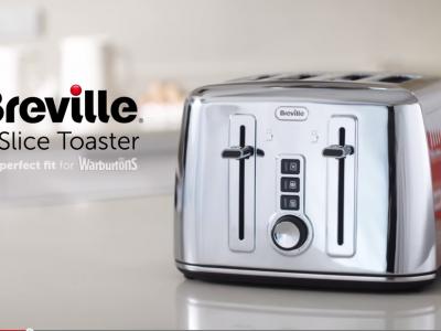Breville 4–Slice Toaster