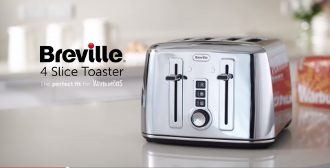 This product promo film for Breville depicts their 4–Slice Toaster. Now I'm addicted to toast, albeit perfectly toasted to the top. We also shot an identical film for the 2-Slice. Agency Hangar Seven, Producer Emma Heald, Creative Director Stephen Godson, Director/Editor Karim Zouak, DoP Simon Rowling, 1st CamAssist/Operator Kieron Jansch, […]